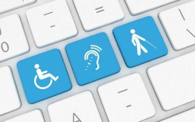 Infographie l'accessibilité numérique